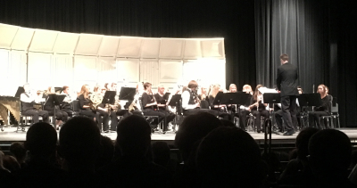 Concert Band Fall Band Concert 2016