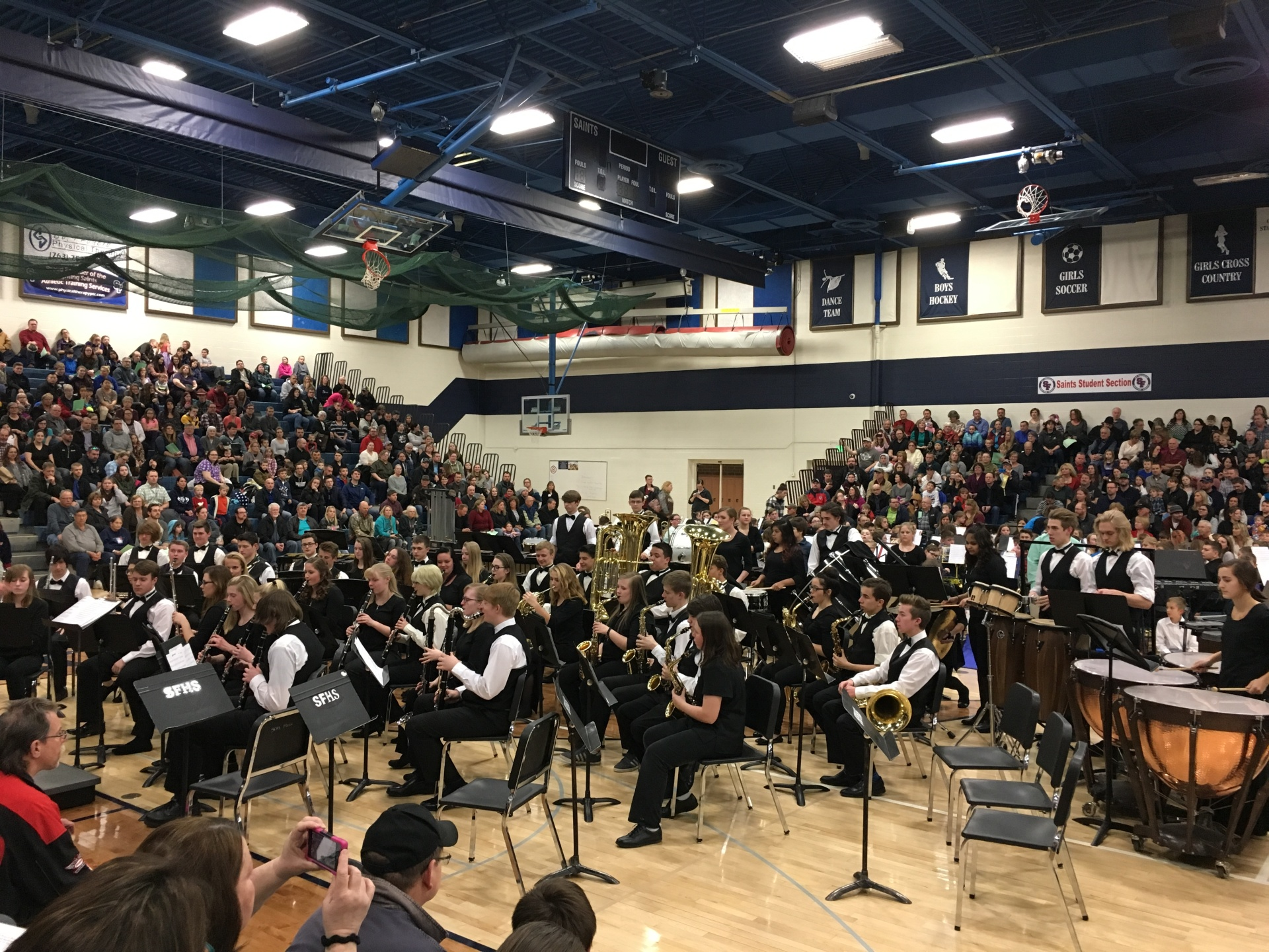 Concert Band - All District Concert 2017